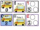 Calendar Date Cards - Recognizing Numbers 0-10