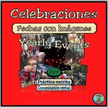 Calendar Date Format Practice .PDF Version - La práctica de fechas