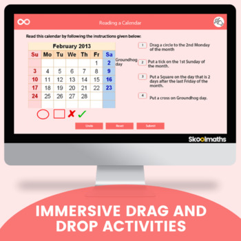 Calendar & Dates