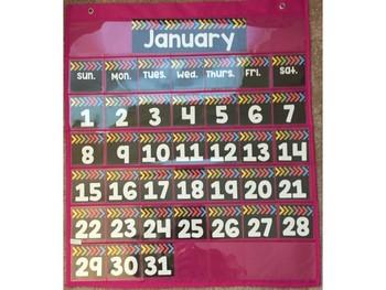 Calendar Dates and Months
