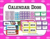 Calendar - Dogs