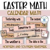Calendar Easter Theme