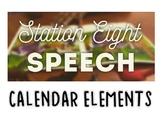 Calendar Elements