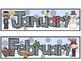 Calendar Essentials- Community Themed (Months, Seasons, Days, Y/T/T signs)