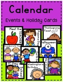 Calendar Event && Holiday Cards