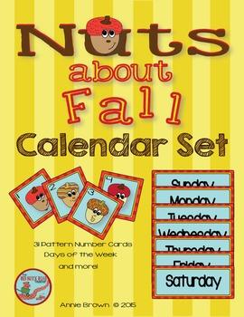Calendar: Fall Theme 1
