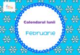 Calendar Februarie 2021
