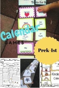 Calendar Games