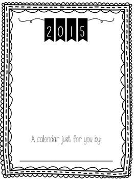 Calendar Gift Pack 2016!!!