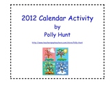 Calendar Gift and Activity 2012