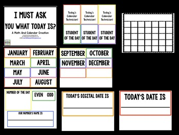 Calendar!  I Must Ask You The Date!