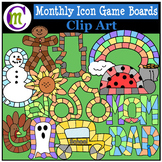 Calendar Icon Game Boards