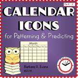 CALENDAR MATH Patterns Predictions Math Center Year Long Activity