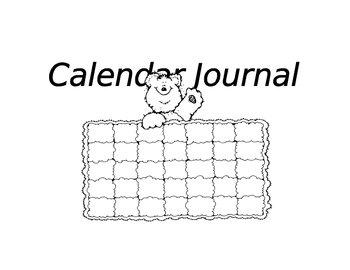 Calendar Journal 2