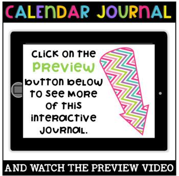 2017-2018 Calendar Journal Time! (Updated Each Year)