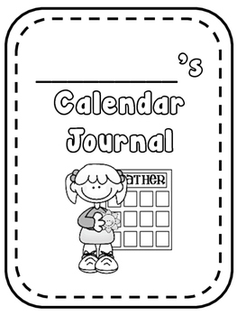 Calendar Journals and Drawing How- To's