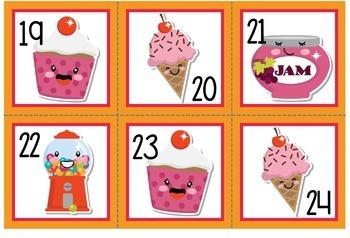 Calendar Kawaii Fun