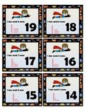 Calendar Kit ( Super Hero Boys Only)