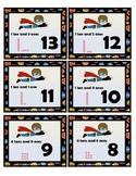 Calendar Kit ( Super Hero Boys and Girls)