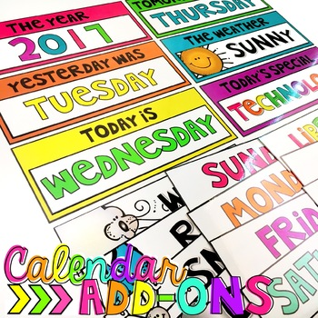 Calendar Kit (Unicorn Edition)