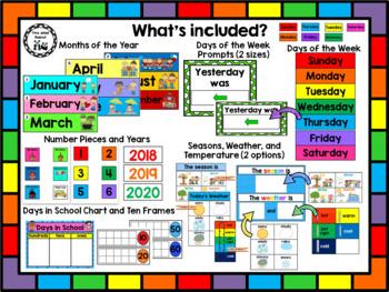 Primary Calendar Kit