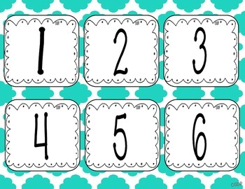 Calendar Labels: How to Create a Duties Schedule Board for Paraprofessionals