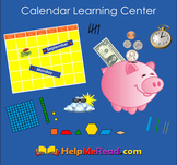 Calendar Learning Center Smartboard