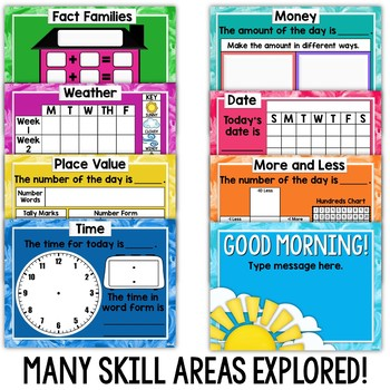 Calendar Made Easy - Interactive Digital Resource