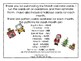 Calendar March Pattern Cards - AAAB Pattern