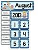 Calendar Materials {Space Saver}