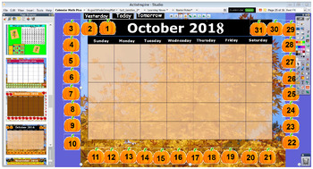 Calendar Math 2016-2017