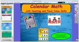 Calendar Math 2018-2019 Flipchart