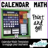 Calendar Math Templates **UPDATED**