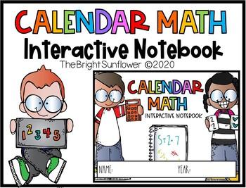 Calendar Math Packet in English & Spanish