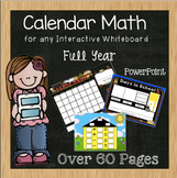 Calendar Math for Any Interactive Whiteboard - PowerPoint
