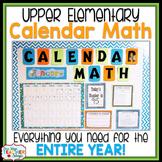 Calendar Math BUNDLE