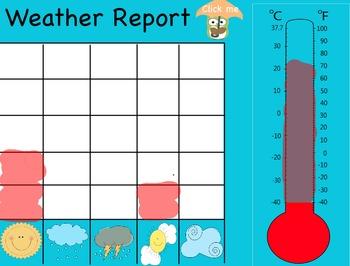 Calendar Math Flip Chart