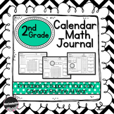 Calendar Math Journal (Everyday Counts Aligned)