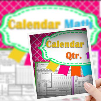 Calendar Math Journal 2015 Part: 3