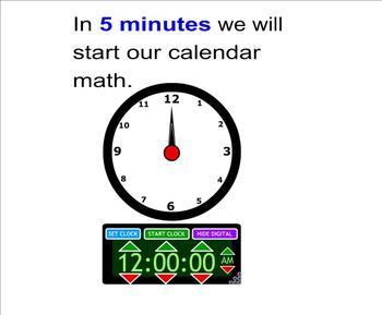 Calendar Math Kit