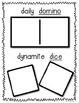 Calendar Math {Reusable Math Talk Boards} Ways to Show Numbers 1-10