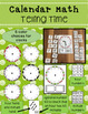 Calendar Math - Telling Time with a Clock