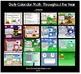 Calendar Math Throughout the Year:  CCSS 1st, 2nd, 3rd Grade