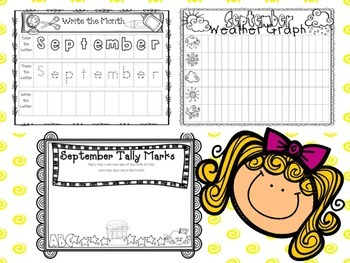 Interactive Calendar Math Workbooks!