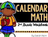 Calendar Math: 2nd Grade Workbook {Everyday Counts Aligned}