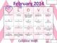 Calendar Math for 2013-2014 School Year