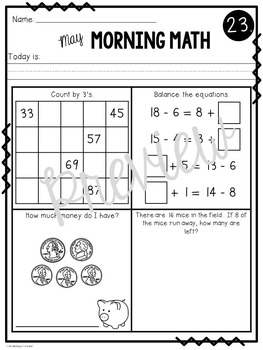 Calendar Math for May