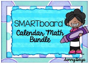Calendar Math for the SMARTboard Bundle