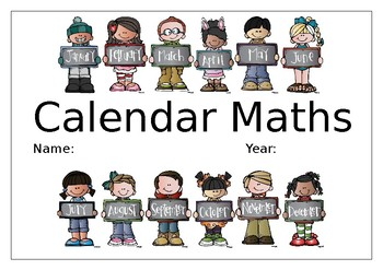 Calendar Maths Booklet