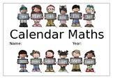 Calendar Maths Booklet